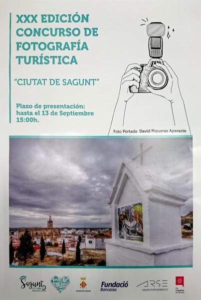 XXX Edición Concurso Fotografia Turística Sagunto 2019