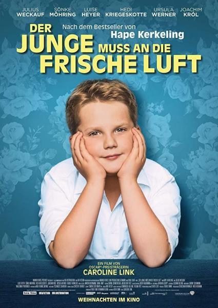 Cine: Der junge muss en die frische luft (Este niño necesita aire fresco)