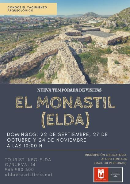 Conoce el Yacimiento Arqueológico El Monastil