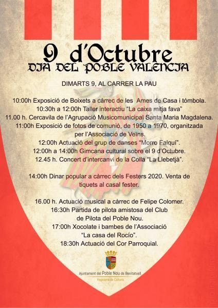 Festividad del Nou d'Octubre