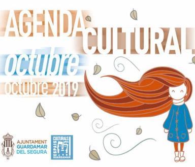 Progrmación Cultural Octubre 2019
