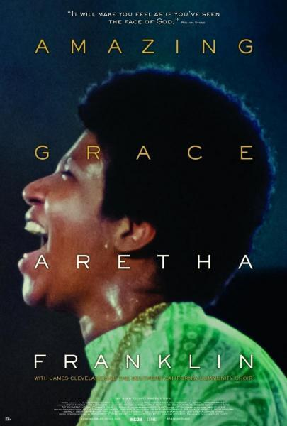 Cine: Amazing Grace