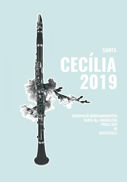 Santa Cecília 2019