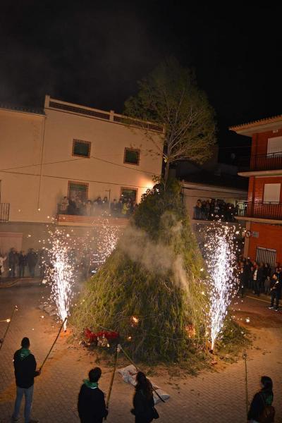 Festividad San Antón 2020 en Anna