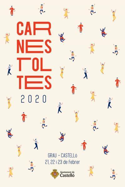 Carnestoltes 2020 en el Grau de Castelló