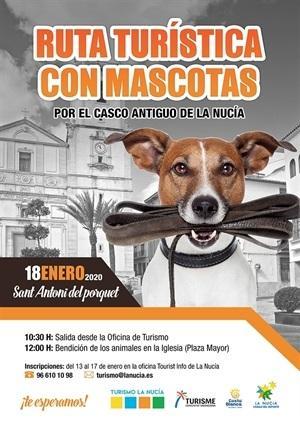 Ruta Turística especial con Mascotas