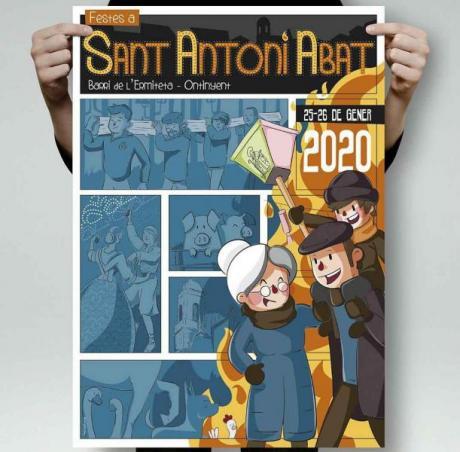 Fiestas a San Antonio Abad 2020