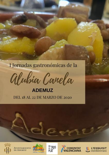 I Jornadas Gastronómicas de la Alubia Canela