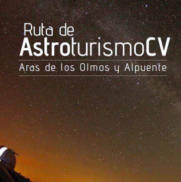 Portada Folleto Astroturismo