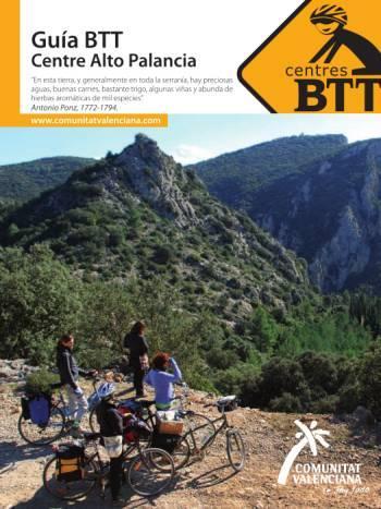 Portada publicación PDF Centre BTT Alto Palancia