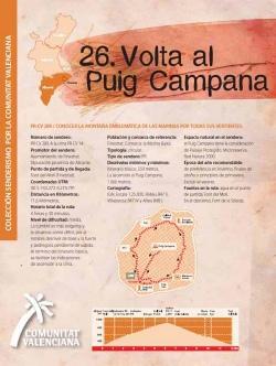 Ruta 26 Volta al Puig Campana