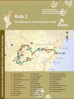 Ruta 2 De Culla a Benicarló
