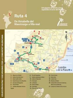 Ruta 4 De Vistabella del Maestrazgo a Vila-real
