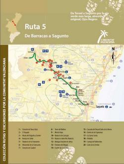 Ruta 5 De Barracas a Sagunto