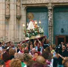Romería del Pilar