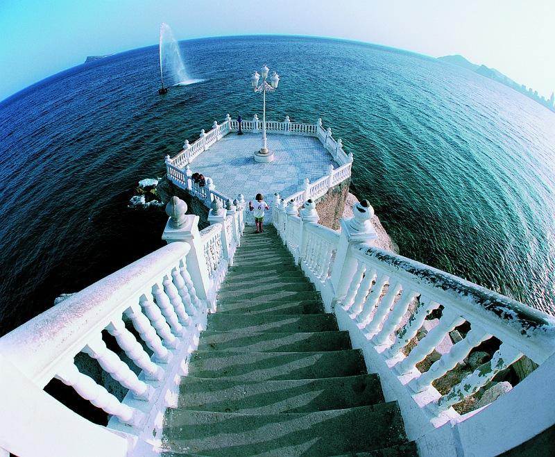 mirador del mediterr neo en benidorm ForMirador Del Mediterraneo