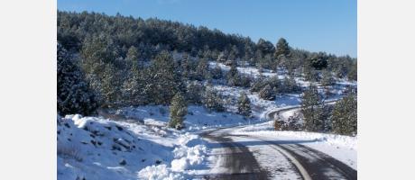 Nieve en la Comunitat Valenciana 3