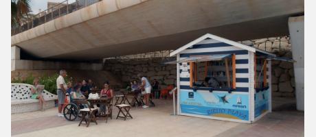 Biblioplaya en Muchavista (El Campello)