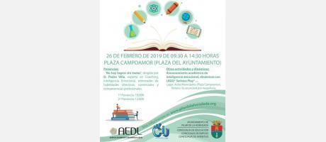 V Feria de Formación, Empleo y Orientación Educativa