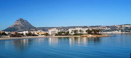 Playa del Arenal - Xàbia - Comunitat Valenciana