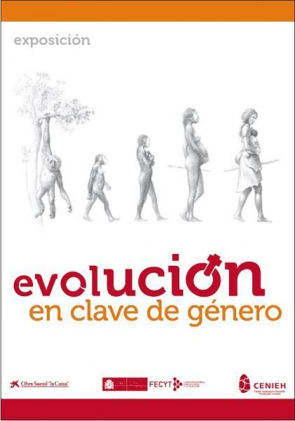 """Exposición """"Evolución en clave de género"""""""