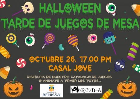 Tarde de juegos: Halloween horror